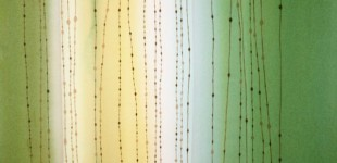 "121572– 10x10""/ title: string of pearls 3"