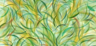 141801 - squash blossom 1 - 30 x 30